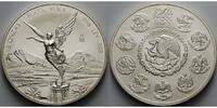 5 Onza,5 oz. 1996 Mexiko Siegesgöttin, 5 Onza, der 1.Jahrgang von den 5... 405.21 US$ 365,00 EUR  +  38.86 US$ shipping