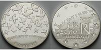 1 1/2 Euro 2005 Frankreich 60. Jahrestag Ende 2. Weltkrieg / Europaprog... 66.54 US$ 59,90 EUR  +  38.88 US$ shipping