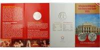 10 Euro 2005 Österreich Wiedereröffnung des Bundestheaters stglimBliste... 36,80 EUR