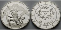 10 Euro 2004 Griechenland Oly. Ringen X 2004 ohne Etui mit Zertifikat u... 69,90 EUR  +  17,00 EUR shipping
