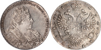Rouble 1732 Russia Russia 1732 Anna Silver Rouble PCGS AU-53 AU-53  1799,99 EUR  +  30,00 EUR shipping