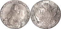 Rouble 1767 Russia Russia 1767 СПБ-АШ Catherine II Rouble PCGS UNC Deta... 799,99 EUR  +  30,00 EUR shipping