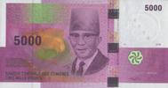 5.000 Francs 2006 Komoren Pick 18 unc/kass...