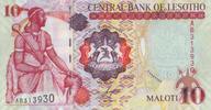10 Maloti 2009 Lesotho Pick 15g unc  4,00 EUR  +  6,50 EUR shipping