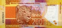 200 Rand (2012) Süd-Afrika Pick 137a unc/k...