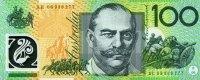 100 Dollars (20)08 Australien Pick 61a unc  125,00 EUR  zzgl. 4,50 EUR Versand