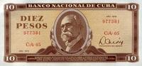 10 Pesos 1978 Cuba Pick 104b unc/kassenfrisch  24,00 EUR  +  6,50 EUR shipping