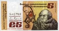 5 Pounds 18.10.1985 Irland-Repubilk Pick 71d unc  70,00 EUR  +  6,50 EUR shipping