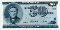 50 Kronur (19)94 Färöer-Insel Pick 20d unc/kassenfrisch  52,00 EUR  zzgl. 4,50 EUR Versand