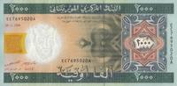2.000 Ouguiya  Mauritanien Pick 14b unc/kassenfrisch  21,50 EUR  +  6,50 EUR shipping