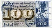 100 Franken 07.3.1973 Schweiz Pick 49 unc/kassenfrisch  140,00 EUR  zzgl. 4,50 EUR Versand