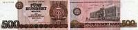 500 Mark 1985 Staatsbank der DDR 1971-1989 - Staatawappen der DDR,Hamme... 15,00 EUR  +  6,50 EUR shipping