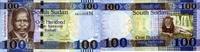 100 Pounds 2015 Süd Sudan - Neue Unterschr...