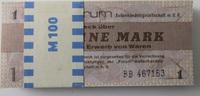 1 Mark 1979 Forum-Scheck - 100 Stck Origin...