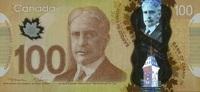 100 Dollars 2011 Canada P.110a au  110,00 EUR  zzgl. 4,50 EUR Versand