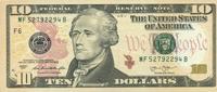 10 Dollars Serie 2013 USA - Atlanta - P.539-F unc/kassenfrisch  19,95 EUR  +  6,50 EUR shipping