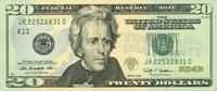 20 Dollars Serie 2009 USA - Dallas,Texas - P.532-K unc/kassenfrisch  32,00 EUR  +  6,50 EUR shipping