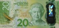 20 Dollars (20)16 Neuseeland - New Design - 2016- Polymer - unc/kassenf... 29,00 EUR  +  6,50 EUR shipping