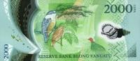 2.000 Vatu (20)14 Vanuatu - New Design - 2...