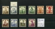 10 Werte 1935 Deutsches Reich(1935) - 4.Ok...