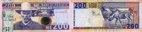 100 Namibia Dollars 1996 Namibia P.10b/199...