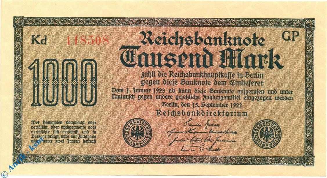 Gibt Es 1000 Euro Schein