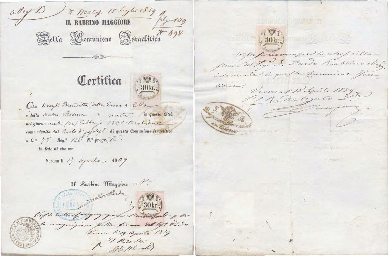 Signature of chief rabbi isacco pardo 1741859 italy lombardy signature of chief rabbi isacco pardo 1741859 italy lombardy venice kingdom jewish manuscript thecheapjerseys Gallery