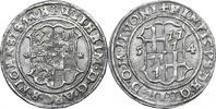 1556 Livonia, Riga 1/2 mark 1556 - Heinrich von Galen (1551-1557) vz