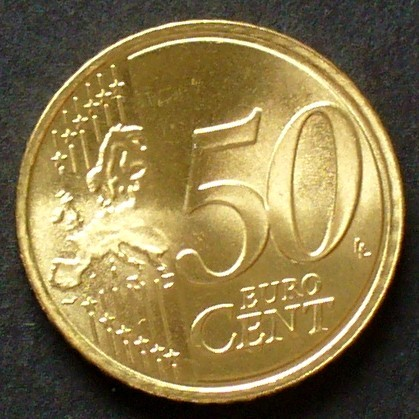 50 Cent 2002 F Griechenland S1362 Al Bro Mz F Rollenware Bu