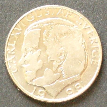 1 Krona 1990 Schweden S74 A K N Carl Xvi Gustaf Gekrönter