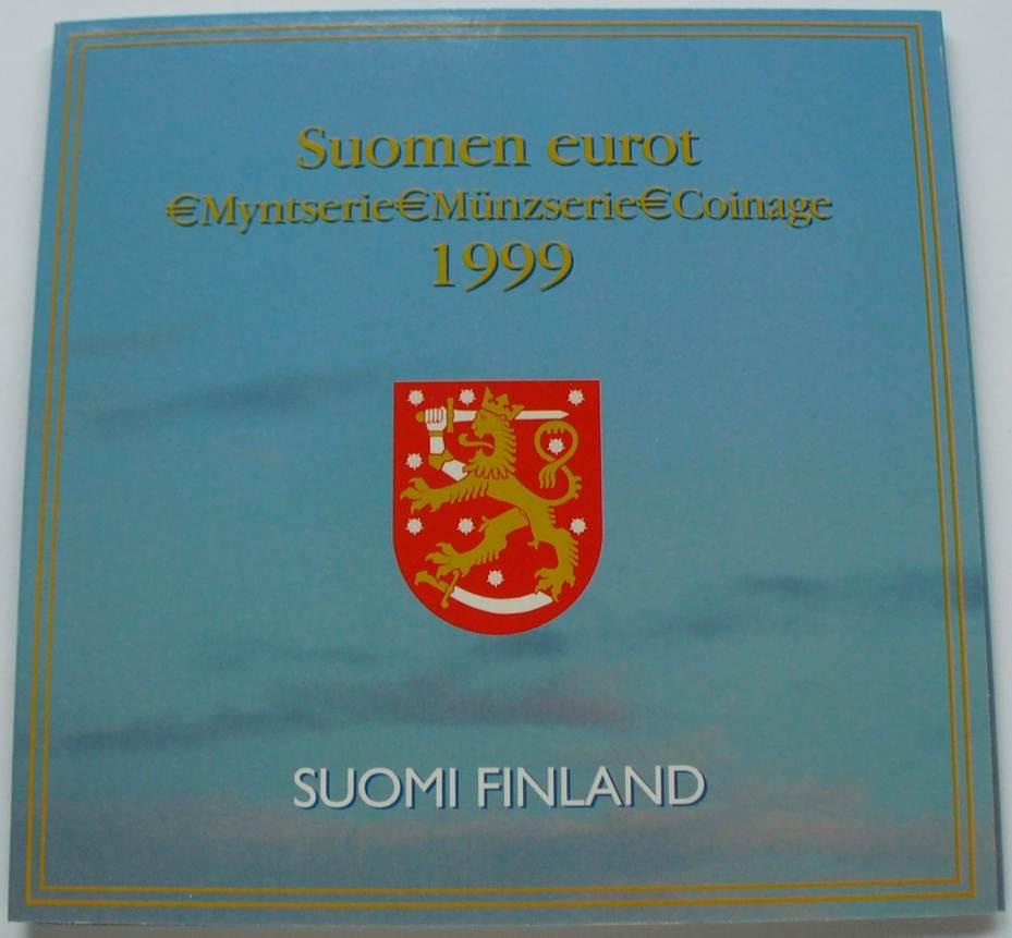 10 Cent 1999 Finnland S108 Aus Original Kms Bu Ms65 70 Ma Shops