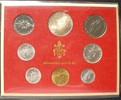 688 Lire 11 / 1973 Vatikan KMS in Original...