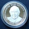 Medaille 1993 Deutschland Aussenminister H...