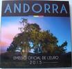 3,88 Euro 2015 Andorra KMS 2015 im Origina...