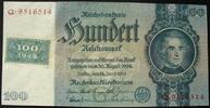 100 DM Kupon 1948 DDR Ros. 338 a, G / Q I