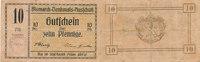 10 Pfennige (1917) Deutsches Reich, Sachse...