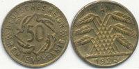 50 Rentenpfennig 1923 Deutsches Reich,Weim...