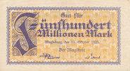 500 Millionen Mark 1923 Deutsches Reich,Pr...