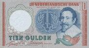 10 Gulden 1953 Niederlande  leicht gebrauc...