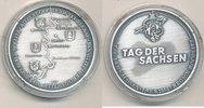Silbermedaille 999, 1995 Deutschland,Sachs...