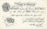 10 Pfund (1935) Deutsches Reich,Drittes Re...