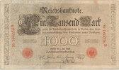 1000 Mark 1898 Deutsches Reich,Kaiserreich...