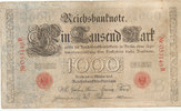 1000 Mark 1903 Deutsches Reich,Kaiserreich...