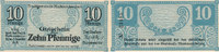 10 Pfennige 1918 Deutsches Reich, Sachsen,...