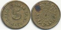5 Mark um 1900 Deutsches Reich,Kaiserreich...