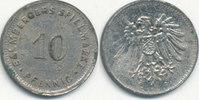 10 Pfennig um 1900 Deutsches Reich,Kaiserr...