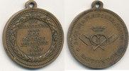 Medaille  Deutsches Reich, Sachsen, Harten...