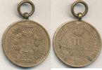 Kriegsgedenkmünze für Kämpfer, 1870/1871 D...