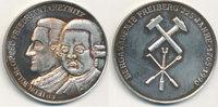 Silbermedaille 999, 1990 Deutschland,Sachs...
