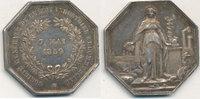 Jeton,Silber, 1859 Frankreich, Industrie, ...